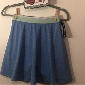 Nike Blue Green Tennis Skort size small